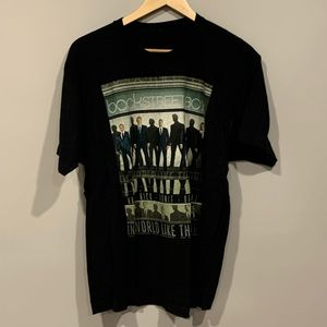 Backstreet Boys 2013 World Tour Concert T-Shirt